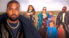 La bipolaridad de Kanye West no afectaría en la custodia compartida de sus hijos con Kim Kardashian