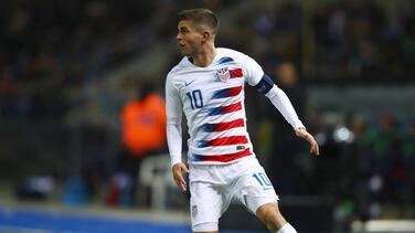 ¡Regresa Pulisic al Team USA! La convocatoria de USMNT