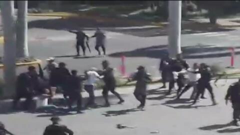 Violencia, arrestos y represión en nueva jornada de protestas en Nicaragua