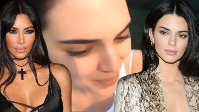 "Kim Kardashian muestra con asombro el ""talento oculto"" de Kendall Jenner"