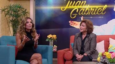¿Angélica María sintió celos de Juan Gabriel y su relación con Rocío Durcal?