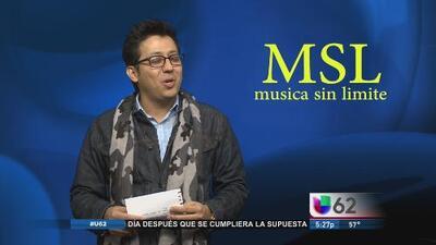 Las noticias musicales con David Ríos