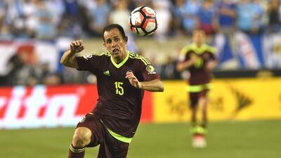 Alejandro El 'Lobito' Guerra, la figura de Venezuela contra Uruguay