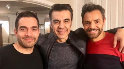 Adrián Uribe participará en la nueva película de Eugenio Derbez