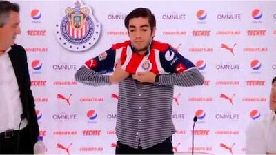 Rodolfo Pizarro se despide de Chivas con este emotivo video