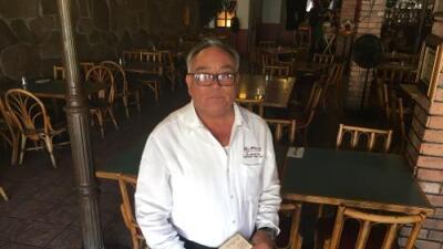 """""""No hay un alma, ni un cliente, nada"""": comercios de Tijuana culpan a la caravana por alarmantes pérdidas"""