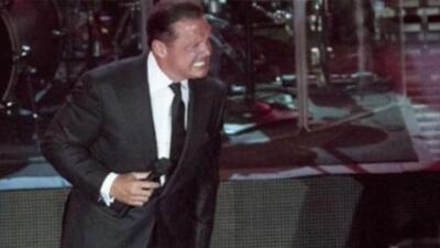 A pesar de su vozarrón, a Luis Miguel lo critican por concierto en Mcallen