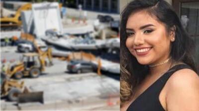 Familia de víctima mortal del colapso del puente peatonal de FIU presenta demanda contra constructoras