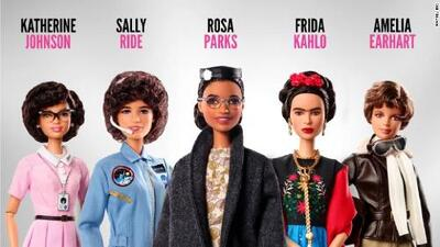 Rosa Parks gets her own Barbie doll