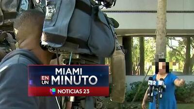 'Miami en un Minuto': Hispanas relatan cómo fueron víctimas de asaltantes que les robaron sus autos en Pembroke Pines