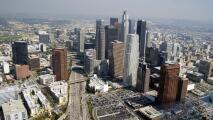 Nubes por la mañana y sol por la tarde: así estará el pronóstico para este lunes en Los Ángeles