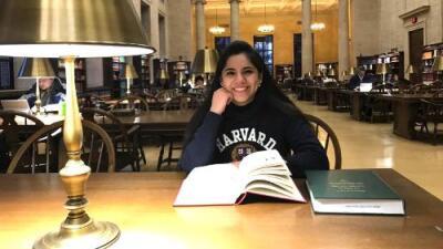 Esta mexicana es la primera menor de edad admitida en una maestría en Harvard en más de 100 años