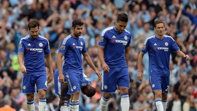 El Chelsea se aferra a Pedro para recortar distancias con Manchester City y United