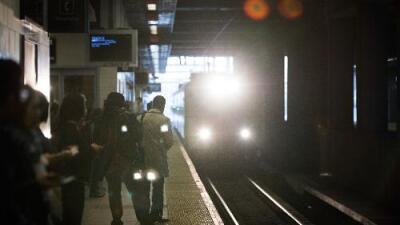 Hombre es arrollado por un tren; es la quinta muerte por esta razón en lo que va del mes