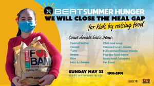 Beat Summer Hunger