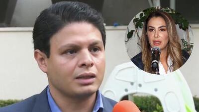 Giovanni Medina, ex de Ninel Conde, explica cómo piensa evitar la orden de arresto en su contra
