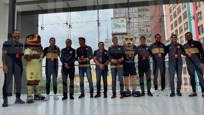 América y Pumas visitan el Museo Memoria y Tolerancia de cara al Clásico