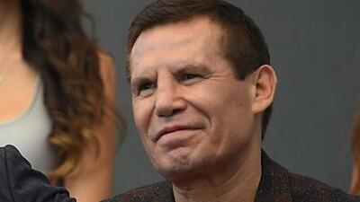 """Julio César Chávez: """"El sábado vamos a ver de qué cuero salen más correas"""""""