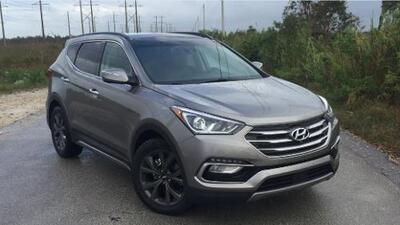 La Hyundai Santa Fe Sport no es una camioneta deportiva como su nombre insinúa