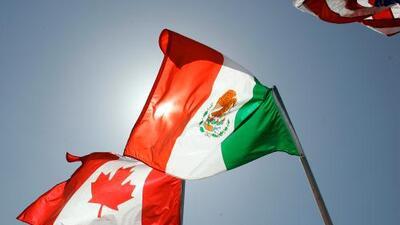 México y Canadá rechazan que Trump use aranceles al acero como amenaza para negociar NAFTA