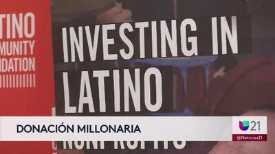 Organizaciones comunitarias reciben un millón de dólares que serán invertidos en proyectos para familias hispanas del Valle