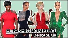 'El escuadrón de la moda' celebra el año con este resumen de los mejor vestidos de 2017