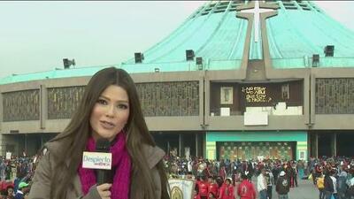 Ana Patricia volvió a darle gracias a la Virgen de Guadalupe