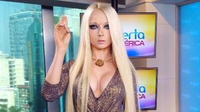 ¿Quién es la Barbie Humana? Conoce a Valeria Lukyanova