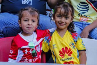 El color de Diablos y Águilas: la alegría de los hinchas de Toluca y América en la Liga MX