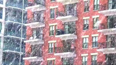 En un minuto: La ola de frío avanza por el Norte de EEUU disminuyendo las temperaturas hasta 20 grados