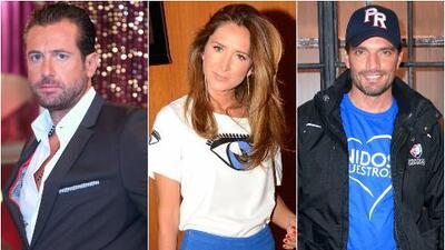 Lo que le faltaba a Gabriel Soto: Julián Gil y Geraldine Bazán trabajarán juntos