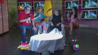La historia del cantante Roberto 'El Tiburón'