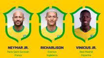 Dani Alves regresa a la Selección de Brasil
