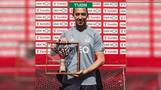 Agustín Marchesín es nombrado el portero del año en Portugal