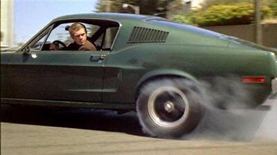 El Mustang que usó Steve McQueen en 'Bullit' aparece en un junkyard mexicano