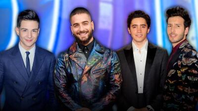 Los nominados a Premios Juventud que provocan suspiros entre sus fans