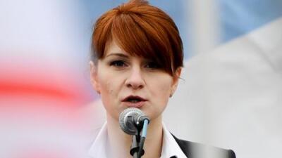 Maria Butina, acusada de ser espía rusa, se declara culpable de conspiración para tratar de influir en la política de EEUU