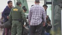 Activistas y autoridades reconocen un aumento de cruce de indocumentados en la frontera