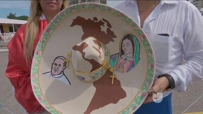 México presente en la visita papal en Cuba