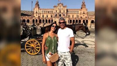 Exclusiva: Johnny Lozada cuenta todos los detalles de su romántico viaje a Madrid