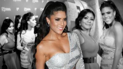 Francisca Lachapel acudió a los Premios Juventud con una invitada muy especial