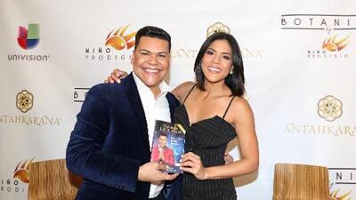 El Niño Prodigio presenta 'La magia del lerego', su nuevo libro
