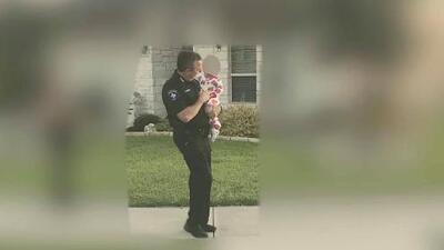 Policía logra arrestar a hombre que mantenía a bebé como rehén en Round Rock