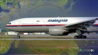 Tu Primer Clic: un mes sin señales del vuelo MH370