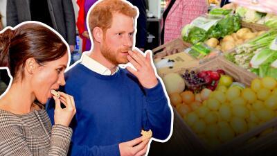 """Esta es la """"aventura culinaria"""" en la que Meghan Markle ha embarcado al príncipe Harry"""