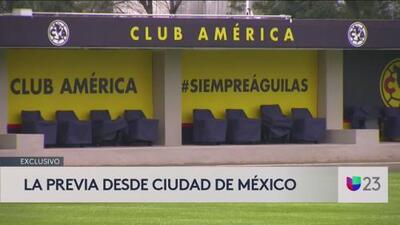 En exclusiva: Previa del partido entre América y Pumas en Frisco