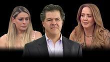 Entre lágrimas Galilea Montijo y Andrea Legarreta anuncian la muerte del productor de 'Bailando por un sueño'