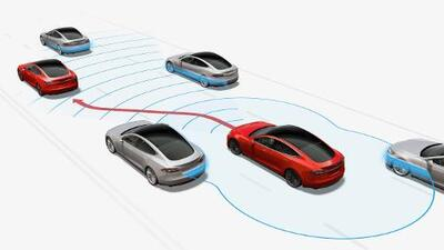 ¿Irresponsabilidad o progreso? Ciertos modelos Tesla podrán cambiar de carril sin indicación del conductor