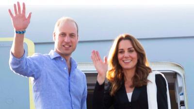 """Kate Middleton califica el susto que pasaron en un avión en Pakistán como toda una """"aventura"""""""