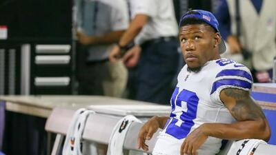 Dallas decide desprenderse del receptor Terrance Williams que será agente libre